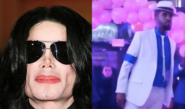 Safaree Samuels Fans Out After Michael Jackson's Twitter Salutes His MJ Dance Moves: Michael Jackson Just Tweeted Me!
