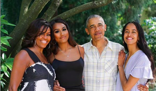 Barack Obama Brags About The 'Bada** Qualities' The Women In His Life Possess