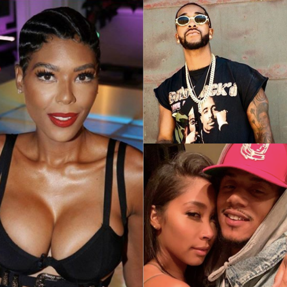 Moniece Slaughter Insists Omarion & Lil Fizz Were Friends Before Apryl Jones Romance: My Son Referred To Omarion Then & Now As Uncle O