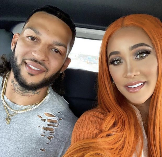 """EXCLUSIVE: Natalie Nunn Is Working To Save Her Marriage & Fix Allegations, Amid Rumors Of Threesome With """"Celebrity Big Brother"""" Co-Stars"""