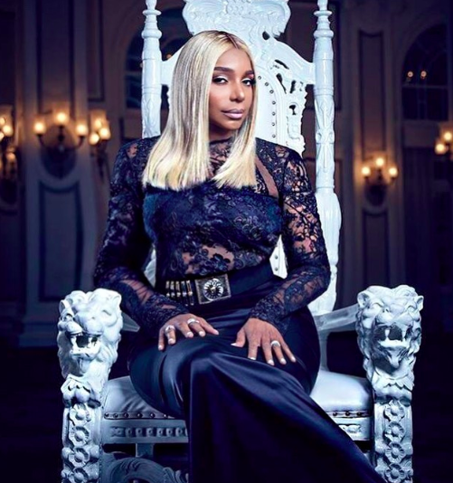 NeNe Leakes Agrees With A Fan Who Says She's Being 'Iced Off' Of 'Real Housewives Of Atlanta: Okur!