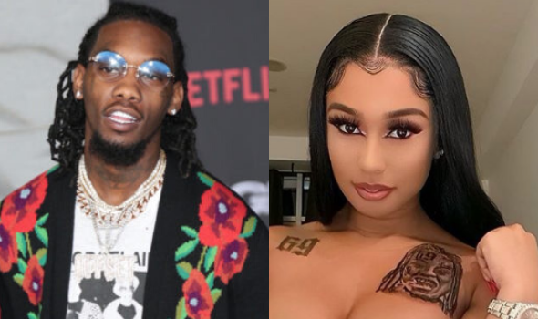 Offset Tries To Prove His Instagram Was Hacked After Being Accused Of DMing Tekashi's 6ix9ine's Girlfriend: I Ain't On No Stupid S***