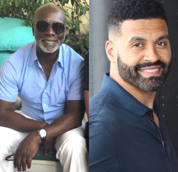"RHOA's Peter Thomas & Apollo Nida Reunite: ""I Haven't Seen This Guy In 6 Years!"""