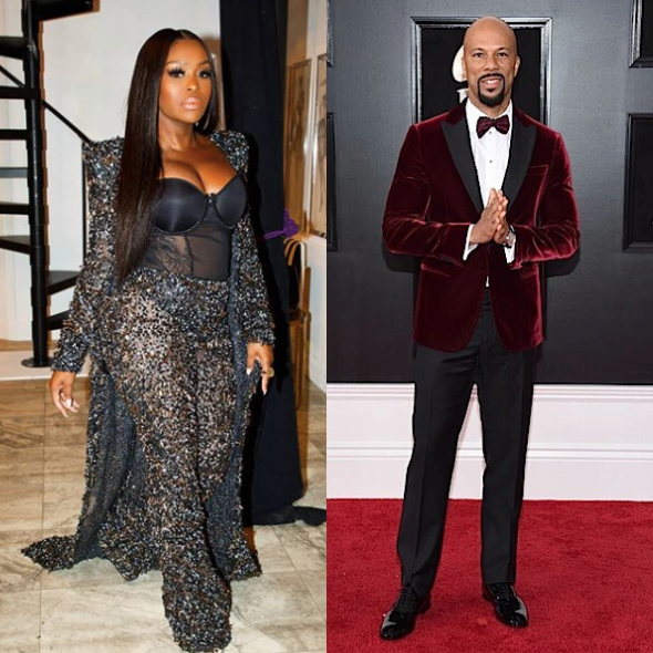Married To Medicine's Quad Webb Denies Dating Common After Dr. Heavenly Claims 'She Already F***ed Him'