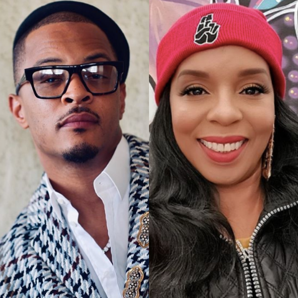 Rah Digga Supports T.I. Amid Hymen Controversy, Hints That She Did Purity Checks On Her Daughter As Well