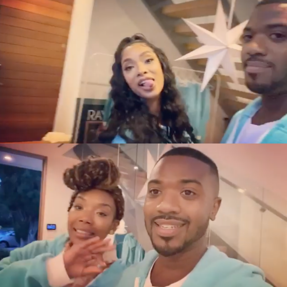 Inside Ray J & Princess Love's Baby Shower [PHOTOS & VIDEOS]