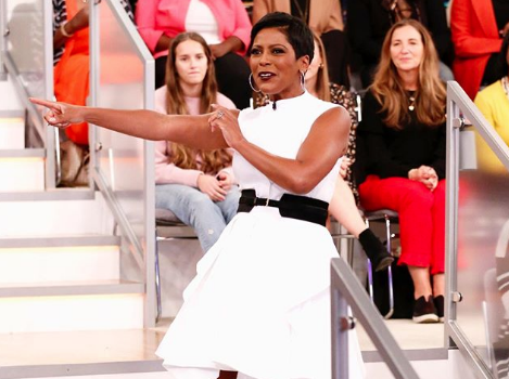 Tamron Hall Talk Show Renewed For 2nd Season