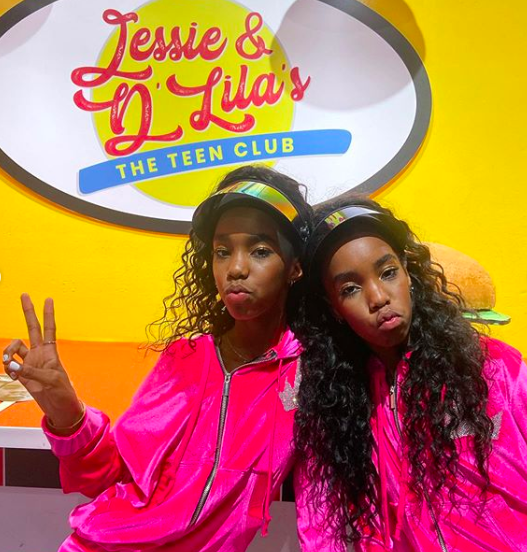 Diddy's Twins Jessie & D'Lila Celebrate 13th Birthday