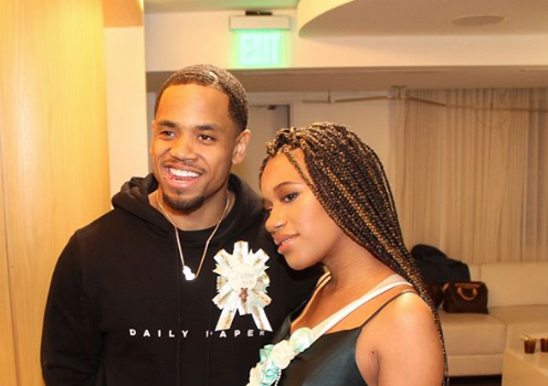 Mack Wilds Confirms Rumors, Debuts Future Child's Mother: I'm Going To Be A Father