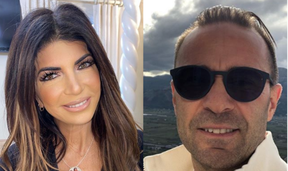 'Real Housewives Of New Jersey' Star Teresa Giudice & Joe Giudice Split After 20 Years