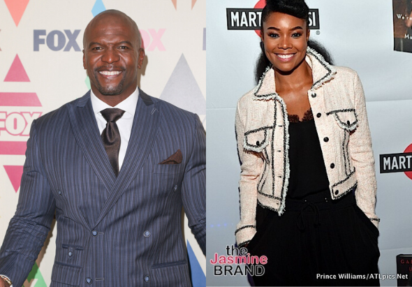Gabrielle Union Calls Out Terry Crews For Not Being An Ally: If You're Not Going To Help, Then Get Out Of The Way.