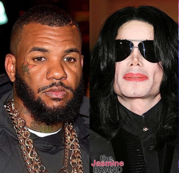 The Game Says Michael Jackson Asked Him To End His Feud With 50 Cent