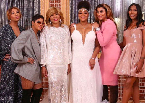 'Braxton Family Values' Star Trina Braxton Ties The Knot! [PHOTOS]