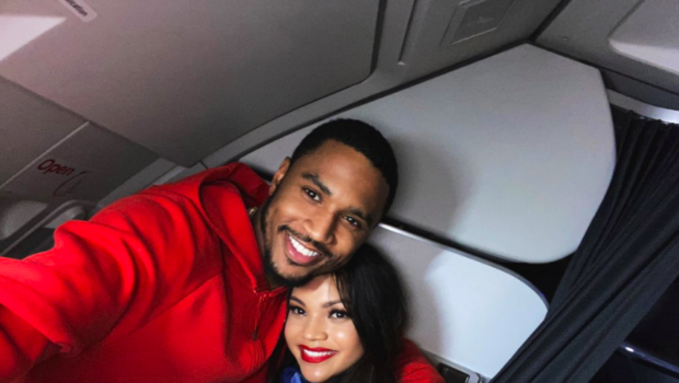 Trey Songz Tips Flight Attendant $200 [PHOTOS]