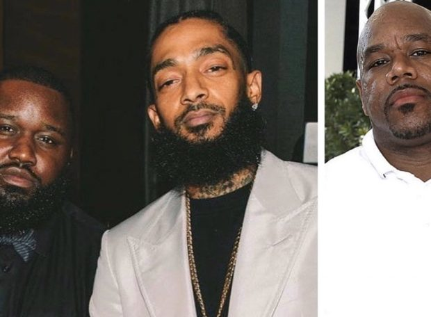 "Wack 100 & Nipsey Hussle's Bodyguard Reportedly Get Into A Physical Altercation, Wack Responds: ""I'm Still On Top! Try Again!"" [WATCH]"