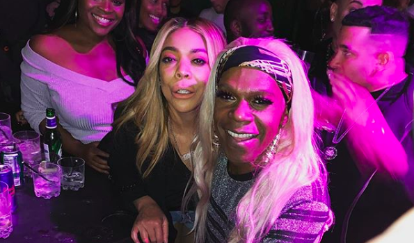 Wendy Williams Parties With Big Freedia In Miami [VIDEO]