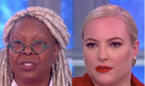 Whoopi Goldberg & Meghan McCain Address Their Heated Disagreement, Meghan Says: I Love Whoopi Very Much