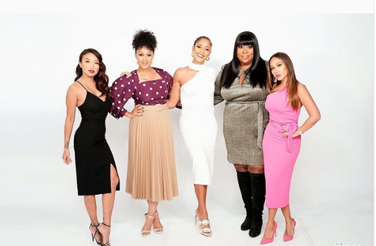 "Amanda Seales Announced As 5th Co-Host On ""The Real"""