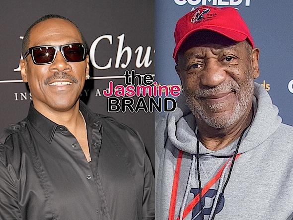 Bill Cosby's Publicist Calls Eddie Murphy A 'Hollywood Slave' Over SNL Joke