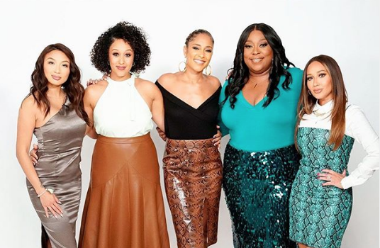 "EXCLUSIVE: ""The Real"" To Announce Amanda Seales As Permanent 5th Co-Host In 2020!"