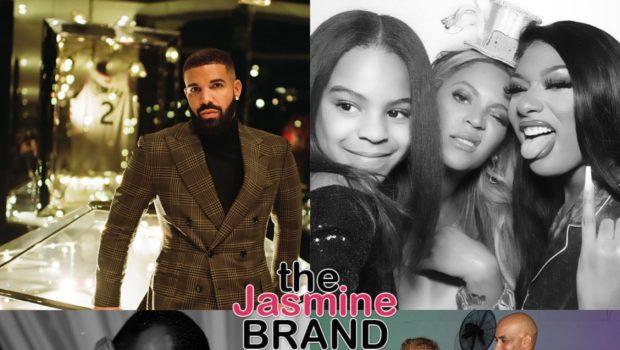 Celebrity New Year's Photos: Beyonce, Drake, J.Lo, Megan Thee Stallion, Kris Jenner, Mariah Carey & Nas!