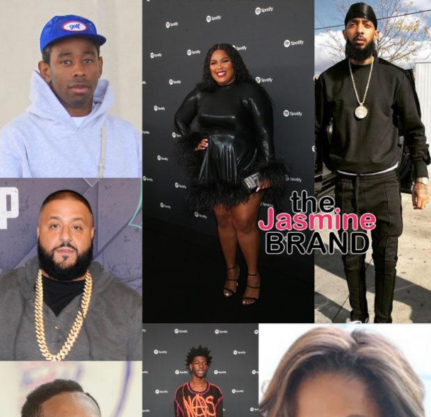 Grammy Award Winners: Lizzo, DJ Khaled, Michelle Obama, Tyler the Creator, Nipsey Hussle Win + See Complete List