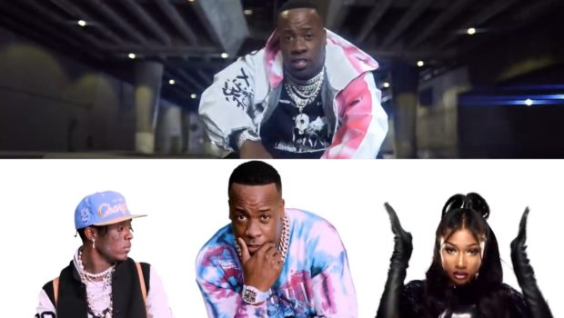 "Yo Gotti Teams Up With Megan Thee Stallion & Lil Uzi Vert For ""Pose"" Video"