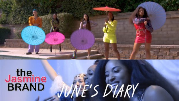 "June's Diary Releases ""I Ain't With It"" Video"