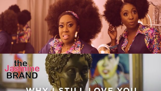 "Missy Elliott Channels Iconic Female Groups In ""Why I Still Love You"" Music Video Ft. Monica"