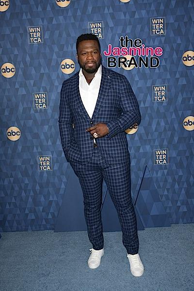 50 Cent Tells Emmys To Kiss His Black A** Over 'POWER' Snub