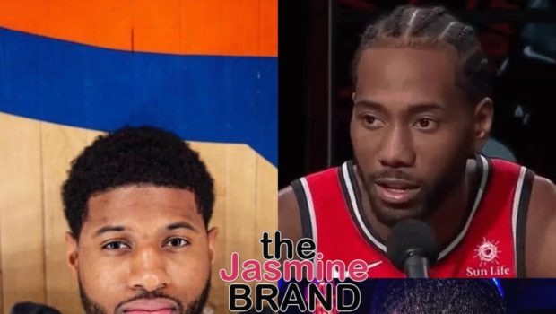 Paul George Reveals He & Kawhi Leonard Met At Drake's Home To Plan Their Shocking Move To L.A. Clippers