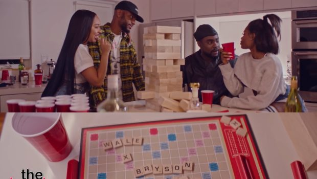 "Wale & Bryson Tiller Team Up For ""Love…(Her Fault)"" Video"