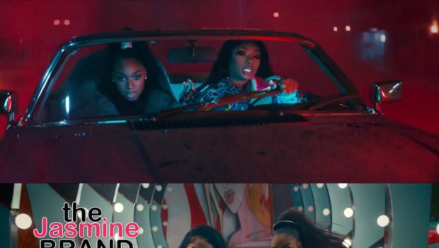 "Megan Thee Stallion & Normani Team Up For ""Diamonds"" Video"