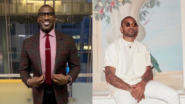 "Shannon Sharpe Has Heated Exchange With Former NFL'er Orlando Scandrick – ""You're here sitting talking with me because you gave up"""