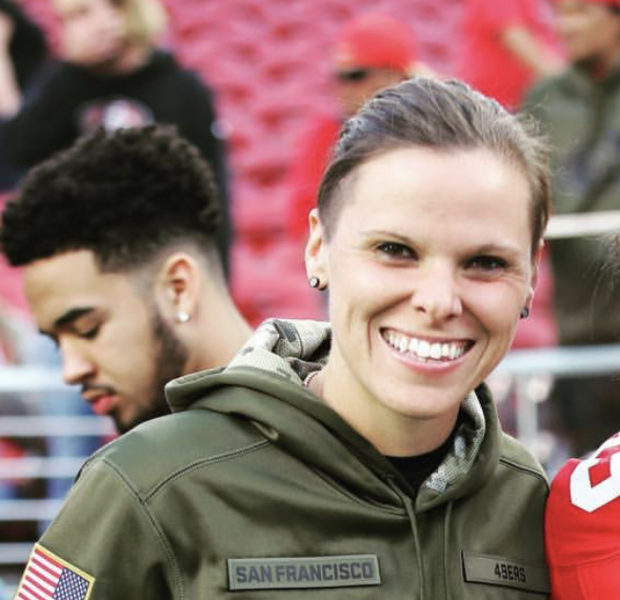 49ers' Katie Sowers To Become 1st Woman In NFL History To Coach A Super Bowl Game