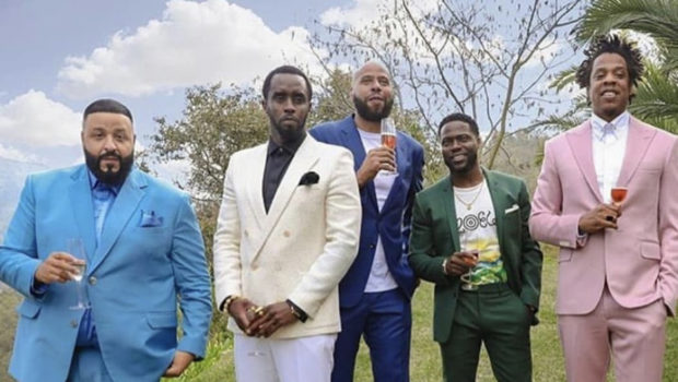 Kevin Hart Gives Motivational Toast At Roc Nation Brunch: How Do You Want Your Book To End?
