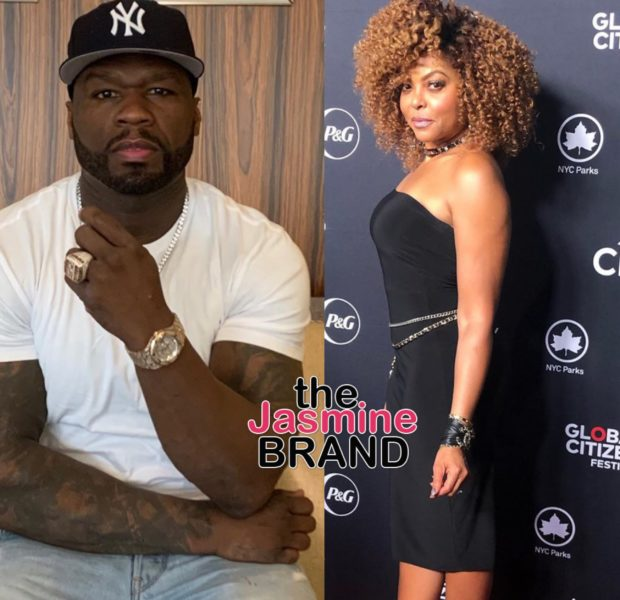 50 Cent To Taraji P. Henson: I'm Sorry No One Is Watching Your Show