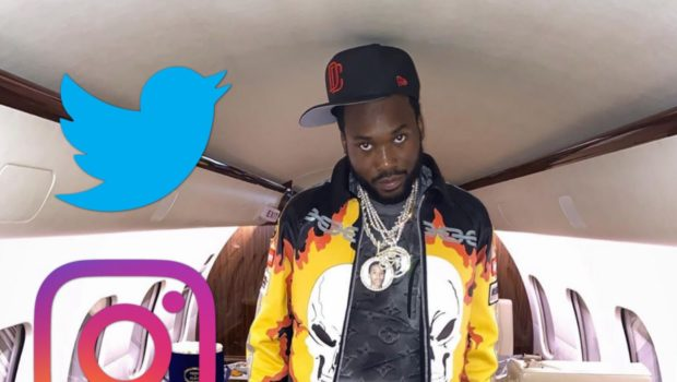 Meek Mill Explains Why He Regularly Takes Breaks From Social Media: This Is A Fun Imaginary World With A Lot Of Cap & False Views