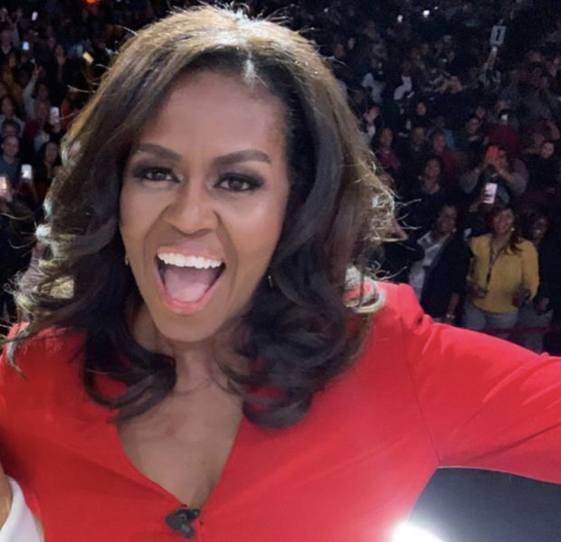 Michelle Obama Delivers Energetic Speech For Virtual Prom Goers: Dance Your Heart Out, You've Earned It!