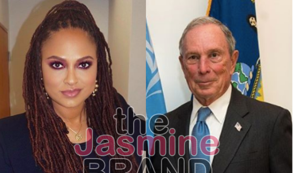 Ava DuVernay Sends A Warning To Presidential Hopeful Mike Bloomberg After He Fails To Answer Question About Exonerated 5 Case