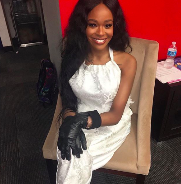 Azealia Banks Threatens To Write Tell-All: I Should Spill The Tea On These Hollyweird/Tech Magnates