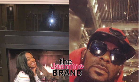 R. Kelly's Ex Azriel Clary Fires Back After Being Accused of Stealing From Him: Be Mad At Him!