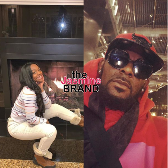 Azriel Clary Suggests She Has Proof Of R. Kelly Coercing Her