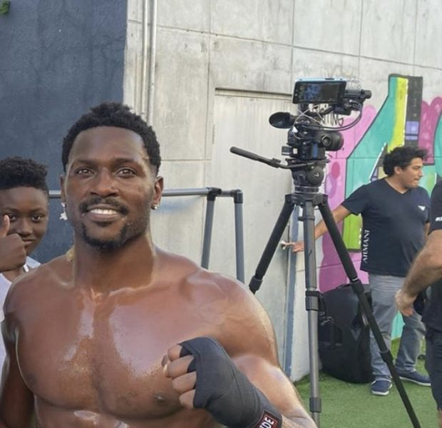 Antonio Brown Reportedly Named A Suspect In Assault Against Truck Driver