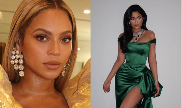 Beyonce Likes Kylie Jenner's Instagram Photo Then Removes It & Fans Have Questions: Blue Ivy Was Playin' On Mama's Phone