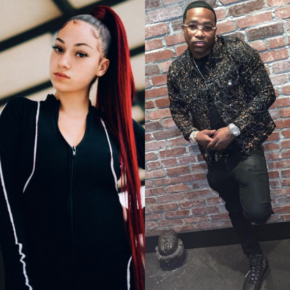 Bhad Bhabie, 16, Calls Out 30-Year-Old Adrien Broner For Sliding In Her DMs, Boxer Says 'I Thought She Was Grown The Way She Out Here Moving'