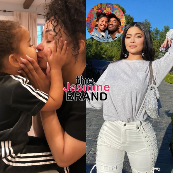 Blac Chyna Lashes Out At Kylie Jenner For Taking Daughter Dream On Helicopter That Killed Kobe Bryant & His Daughter