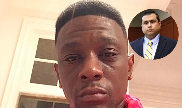 Boosie Denies Beating Up George Zimmerman Outside Of A Miami Walmart: I've Never Seen Him In My Life, Leave Me Alone! [WATCH]