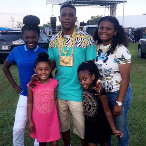 Boosie On What He Would Do Differently If He Could Start Over: I'd Keep My Same Kids, Just Fewer Baby Mothers
