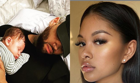 Chris Brown's Baby Mama Ammika Harris Reacts To Being Called Out For Bringing Son To Germany Without Singer: He's MY Son Too!